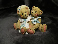 "Cherished Teddies Heidi and David ""Special Friends"" 1992 P. Hillman 910708"