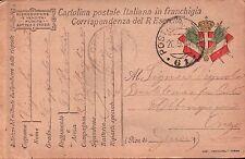 1917 FRANCHIGIA 49° FANTERIA BRIGATA PARMA - GENIO ZAPPATORI P.M. 61 C8-331