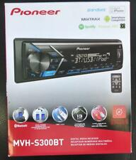 PIONEER MVH-S300BT Digital Media Receiver AUX USB EQ Bluetooth iPhone Android