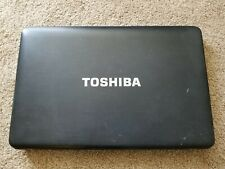 Toshiba laptop C650D Part Number:  PSC0YU-001007