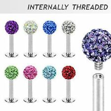 Tragus Piercing Jewellery Ear Balls