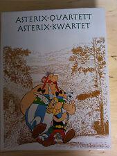 Asterix Quartett  Sammlerausgabe Asterix und Obelix