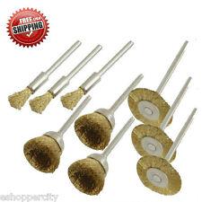 9 Rotary Brass Wire Brush Dremel 442 428 3000 Black & Decker Craftsman Chicago