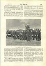 1895 Warrant Officer Tomson Hms Cambridge Wins Imperial Prize Bisley