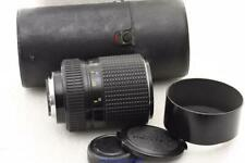 Rare Set Pentax 400-600mm Reflex Zoom SMC Mirror Lens K mount PK