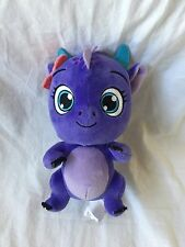 NICK JR Spin Master Stuffed DRAGON Plush FLARE Nickelodeon 2015 LITTLE CHARMERS
