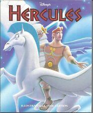 Disney's Hercules Illustrated Classic Edition