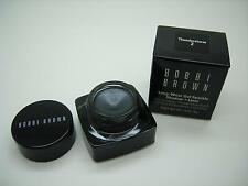 BOBBI BROWN NIB THUNDERSTORM, BLUE-GREY LONG-WEAR GEL SPARKLE SHADOW + LINER