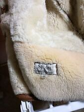 Montone shearling donna