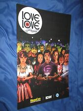 LOVE IS LOVE Megacon Exclusive Signed Art Print by George Perez (Wonder Woman)