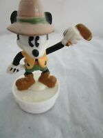 Vintage WDW Mickey Mouse Safari Figurine Rare
