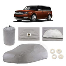 Ford Flex 5 Layer Car Cover Fitted Outdoor Water Proof Rain Snow UV Sun Dust