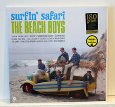 The Beach Boys ‎- Surfin' Safari LP - 180 Gram Vinyl Album NEW Record Reissue