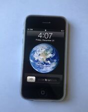 Apple iPhone 1st Generation (2G) | 16GB | Black | A1203 | GSM | Free Shipping!