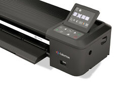 "NEW Colortrac SmartLF Scan 24"" Wide / Large Format Big Color Scanner & Roll Case"