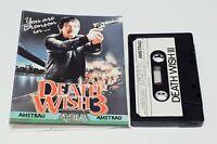 Amstrad CPC  game Deathwish III  Death Wish Gremlin 1986