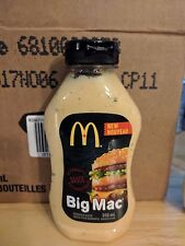 Authentic McDonald's Big Mac Sauce - 355ml bottle - Ship free from USA! IN HAND!