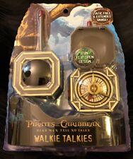Disney Walkie Talkies – Pirates Of The Caribbean, Jack Sparrow Compass Design