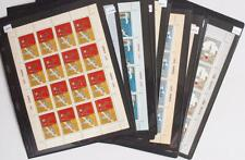 RUSSIA 1980 OLYMPICS, XF Cpl MNH** Sheet Collection, Golden Ring, USSSR Sports