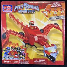 Mega Bloks Power Rangers Megaforce - Dragon Mechazord 80pcs 5862