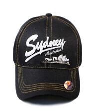 Casual Souvenir Australian Sydney Opera house Unisex Hat Cap Aussie gifts cotton