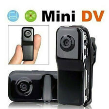 Mini HD DV DVR Cam Clip Hidden Security Spy Video Recorder Camera Camcorder