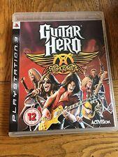 Guitar Hero Aerosmith - PS3 (unsealed) New!