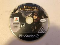 Pirates of the Caribbean: At World's End (Sony PlayStation 2 PS2) - DISC ONLY