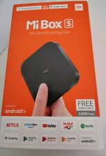 Xiaomi Mi Box S 4K MDZ-22-AB Multimedia Streaming 4K TV Sprachsteuerung Neu