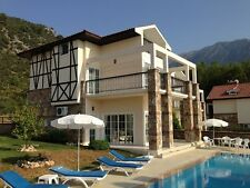 Luxury Villa in Ovacik Turkey with Large Private Pool for rent