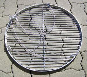 AUSWAHL 20 - 80 cm Grillroste Edelstahl rund Grill Rost Gitter für Schwenkgrill