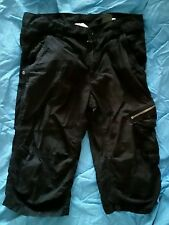 Unifarbene H&M Damen-Shorts & -Bermudas aus Baumwolle