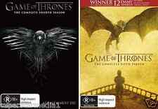 Game Of Thrones SEASON 4 & 5 : NEW DVD