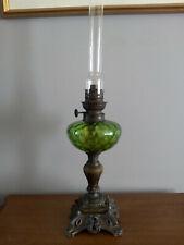 Lampe à pétrole  Art Nouveau