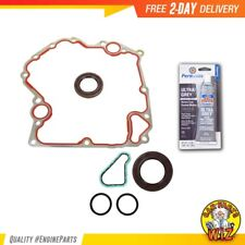 Timing Covers Gasket Set Fits 99-09 Dodge Jeep Mitsubishi 3.7L 4.7L Sohc 16v
