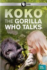Koko: The Gorilla Who Talks, New Dvds
