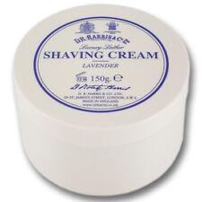 D R Harris Shaving Cream in Lavender (150g)