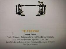 TAMBURO TB FDP 600 Doppelpedal mit doppeltem Kettenzug - PROFI !!!