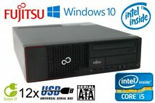 Fujitsu Esprimo E710 Intel Core i5-3470 4x3.2GHz 4GB RAM 500GB HDD DVD-ROM Win10