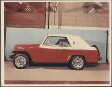 Vintage Car Photo 1967 Willys Jeepster Prototype Automobile 713994