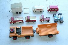 Vintage Tonka Trucks And Cars ~ Pressed Steel Vehicles ~ Ambulance ~ Firetruck