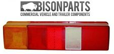 *FORD TRANSIT TIPPER LUTON PICKUP CHASSIS CREW CAB REAR TAIL LIGHT LENS 4936 X 1