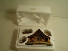 Miniature Nativity Figure Hawthorne 1418A