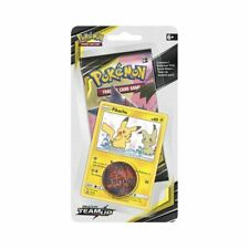 Pokemon (English) S&M Team Up Blister W/ Pikachu Promo card and Coin