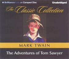 The Adventures of Tom Sawyer   Twain, Mark  On Compact Disc