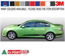ESM GT Racing Side Stripe Kit to fit FG FALCON Sedan - 3M 50