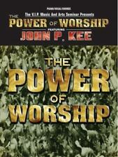 The John P. Kee -- The Power of Worship: Piano/Vocal/Chords
