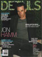 Details October 2010 Jon Hamm Brian Austin Green Norman Jean Roy  052418DBF