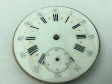 ANTIQUE  POCKET WATCH MOVEMENT ONLY  FOR PARTS SOLD AS IS #16