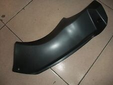 Unpainted Right Side Ram Air Tube Cover Fairing For KAWASAKI Ninja 03-04 ZX6R